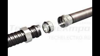"Metal hose couplings ""hose-tube"" СТМ(Р)"