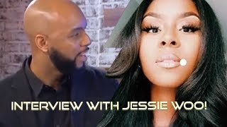 Richie Interviews Love & Hip Hop Star Jessie Woo