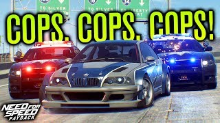 COPS COPS COPS | Need for Speed Payback