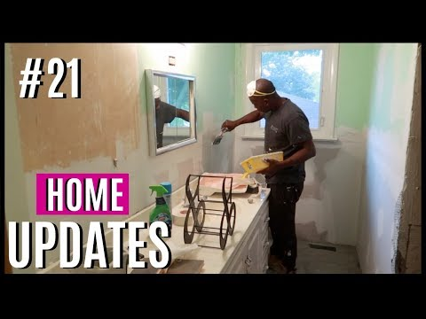 JOURNEY TO HOME #21 | HOME RENOVATION UPDATE TOUR