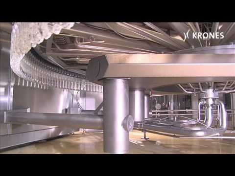 Krones: Neuer Füller im Hygienic Design