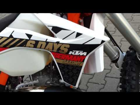 KTM 300 EXC 2013 SIX DAYS
