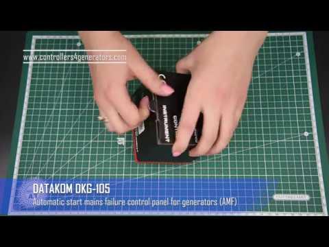 Видео обзор контроллера DKG-105
