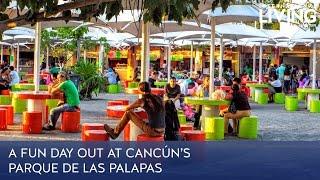 Palapas, Cancún, Mexico Park, Cancun
