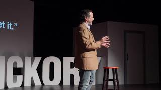 The Future of Movie Theaters  Alan Jackson  TEDxHickory
