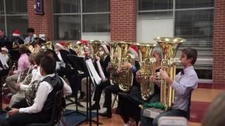 Max's Winter Concert - Euphoniums & Tubas
