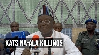Ortom Suspends Three Traditional Rulers Over Alleged Complicity In Katsina Ala Killings