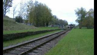 preview picture of video 'Bluebell Railway - No 80151 Southbound at West Hoathly'