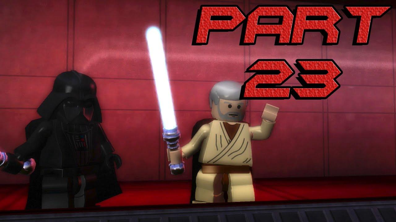 Lego Star Wars: Die komplette Saga – Part 23 – Flucht vom Todesstern