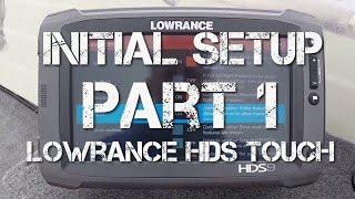 Lowrance touch 7 hds gen2