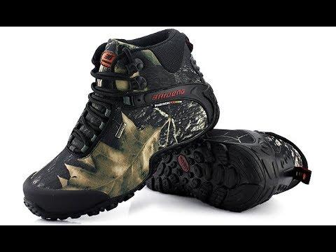 Водонепроницаемые ботинки Baideng. Подробный обзор.