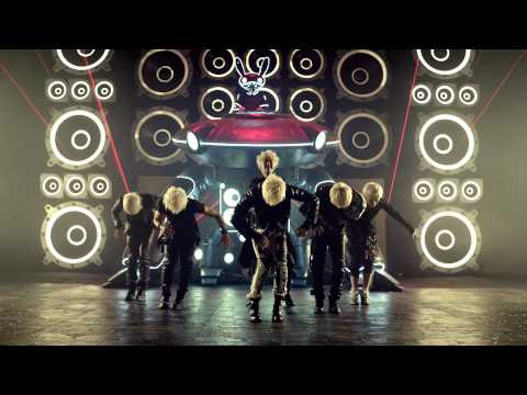 B.A.P_WARRIOR MV