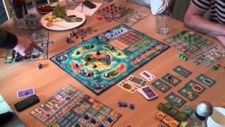 Test Bora Bora (alea / Ravensburger): Eine Rezension von Spiele-Podcast.de