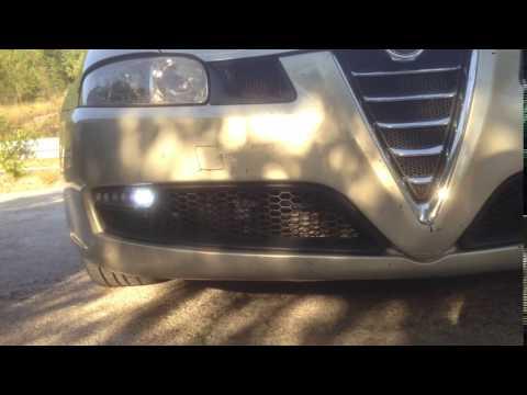 Alfa Romeo GT led turning light