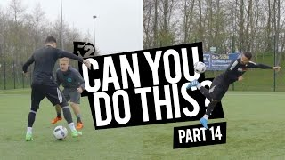 Learn Amazing Football Skills! CAN YOU DO THIS!? Part 14   F2Freestylers