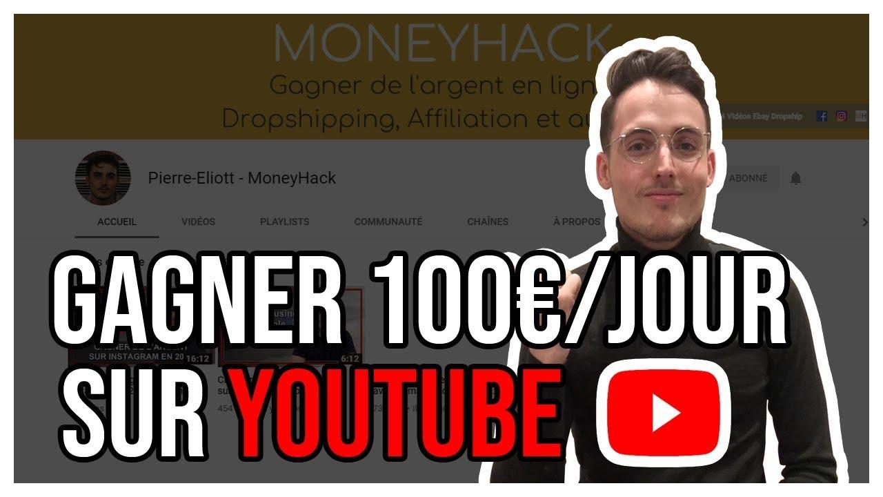 10:03 En cours de lecture À regarder plus tard Ajouter à la file d'attente 100€ / Jour Sur Youtube Sans Faire De Vidéos (GAGNER DE L'ARGENT EN LIGNE - MÉTHODE FACILE)