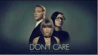 Skrillex, Diplo Jack U ft  Taylor Swift   Don't care