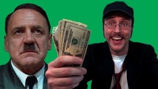 Hitler Donates Money to Doug Walker!