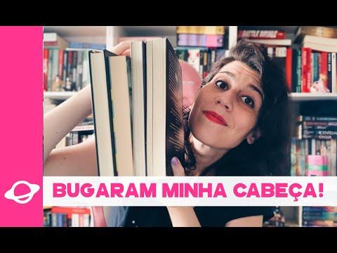 Livros para BUGAR A CABEÇA! ?| BOOK GALAXY