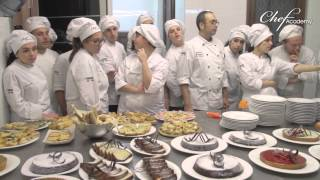 Pastry Chef Course - Chef Academy Italy