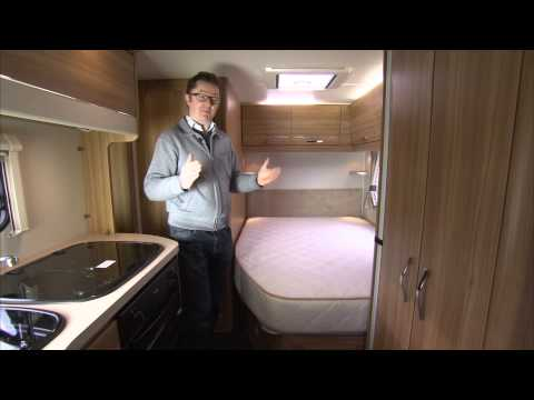 The Practical Motorhome video review of the Elddis Autoquest 155