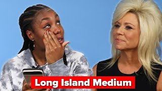 The Long Island Medium Contacted Our Dead Relatives