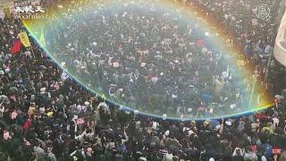 【直播回放】「守護香港  和你同行」 12.8國際人權日大遊行