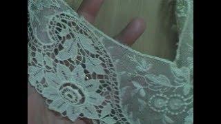 ***SOLD*** Vintage/Antique Lace Bundles & Clothing Pieces For Sale
