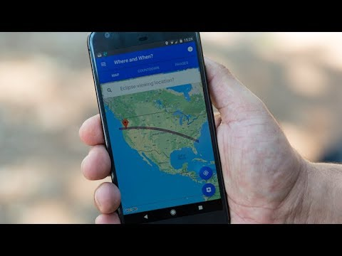 Viewing the 2017 solar eclipse? Get this app