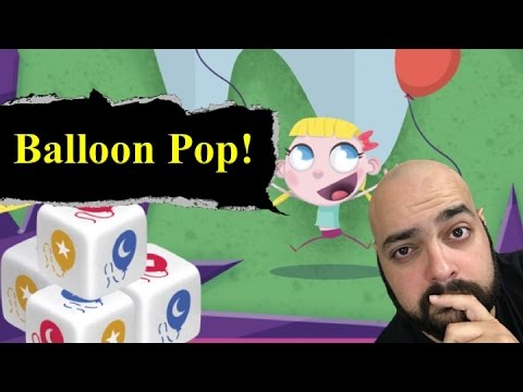 Balloon Pop! Review - with Zee Garcia