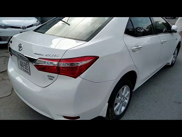 Toyota Corolla Altis Grande CVT-i 1.8 2017 for Sale in Bahawalpur
