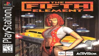 Awful Playstation Games: The Fifth Element Review