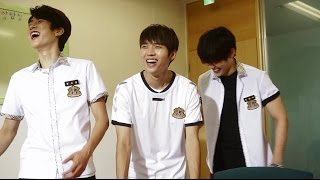 KBS2 하이스쿨:러브온(Hi School love on) NG 모음3