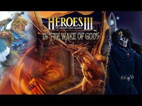 Прохождение герои меча и магии 5 кампания некрополиса
