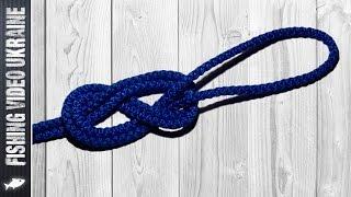 Как вязать петли на плетенке
