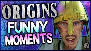 hmongbuynet  Black Ops 2 Zombies  Origins Funny Moments