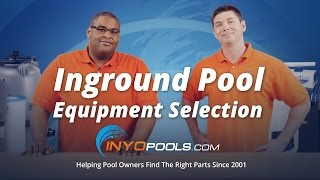 How to Select an Inground Pool Pump