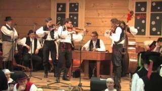 Video Jihoslovenské melodie a friš čardáš
