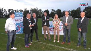 Alsace Foot TV : la 1ère émission en replay