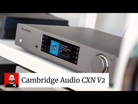 External Review Video N8bSQSFm56E for Cambridge Audio CXN (V2) Network Streamer
