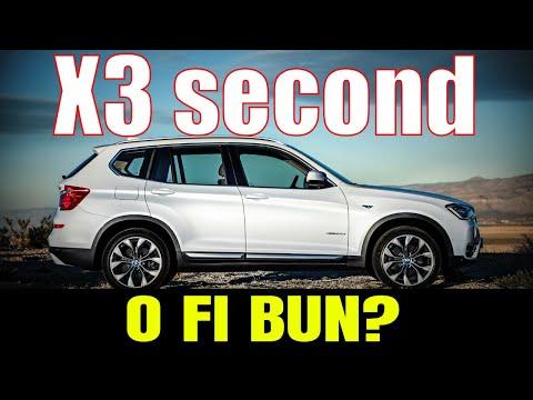 Care e legatura dintre Kaufland si un BMW X3 second hand?