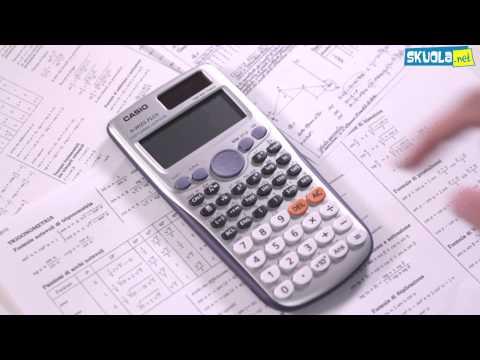 Maturità 2015: come farsi aiutare dalla calcolatrice scientifica