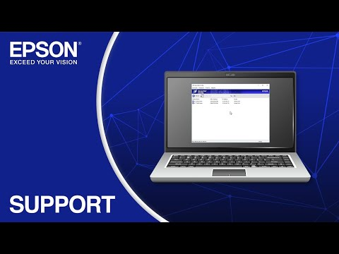 EpsonNet Config | Troubleshooting Network Connection Issues