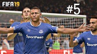 FIFA 19 Everton Career Mode Episode 5 - The Emirates | Xbox One Gameplay
