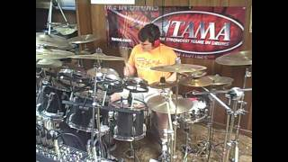 Chris Tomlin - Unchanging (Drum Cover by JD)