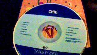 CHIC - stage fright