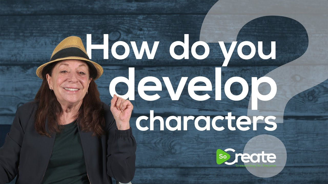 Veteran TV Writer & Producer Monica Piper's Expert Tips for Developing Characters in your Screenplay