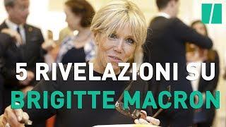 5 rivelazioni dal nuovo libro su Brigitte Macron
