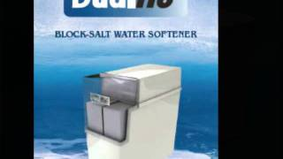 Harveys Dualflo block salt water softener