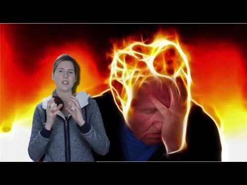 Diagnose der Hypertonie Struktur